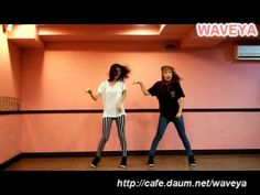 Waveya k-pop dance tutorial 2ne1- I AM THE BEST - YouTube