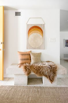 Home Decor Living Room Made Trade - Conejo & Co Eclipse wall hanging.Home Decor Living Room Made Trade - Conejo & Co Eclipse wall hanging Decor Interior Design, Interior Decorating, Interior Ideas, Interior Inspiration, Decorating Ideas, Les Accents, Black Accents, Hippie Stil, Modern Hippie