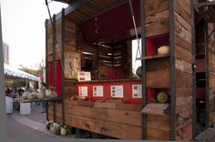 Dust's new project: Sabores Sin Fronteras Heritage Food Wagon.  So awesome.