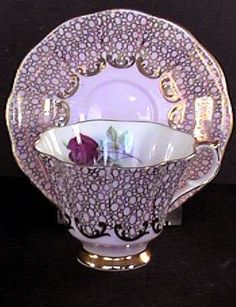 Queen Anne china c.1955