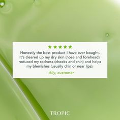 Review from customer that used super greens. Natural Face Cream, Pamper Party, Super Greens, Vegan Makeup, Cruelty Free Makeup, Beauty Shop, Marketing Materials, Dry Skin, Natural Makeup