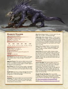 dungeons and dragons Homebrewing Dungeons amp; Dnd Dragons, Dungeons And Dragons Homebrew, Dungeons And Dragons Characters, D&d Dungeons And Dragons, Dnd Character Sheet, Fantasy Character Design, Creature Design, Creature Concept Art, Dnd Races