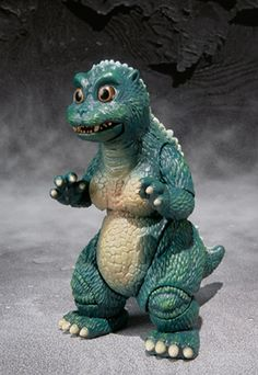 SH Monsterarts Little Godzilla