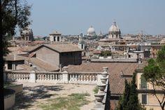 I tetti e le cupole di Roma - 2011