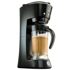 Mr. Coffee BVMC-FM1 20-Ounce Frappe Maker: Combines a blender and a coffee machine. #Frappe_Maker