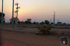 El Chad (África) www.deporteyartesolidario.tv Enero 2013 Pozos de petróleo