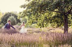 photos of bride and groom at Lavandula wedding Daylesford by fotojojo