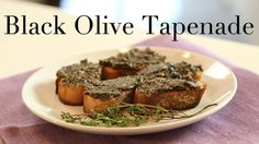 2-Minute Olive #Tapenade