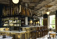 Planning a repurposed kitchen… Vintage industrial designs and inspiration.