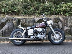 Harley-Davidson FLH1200 earlyshovel