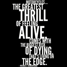 the feelings you get riding on a motorcycle - Google Search
