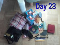Yesterday's catch #MinsGame Day 23. #cleaning #reducing #Minimalism