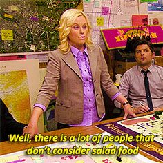 Wise words to live by. 14 Girl Code Rules from Amy Poehler's Parks and Recreation character Leslie Knope.