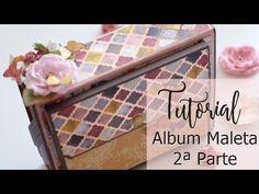Tutorial Album Maleta: Be Free 1/2 - YouTube