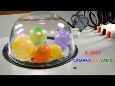 Balloons at Vacuum and More.