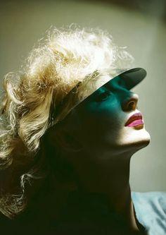 'Erwin Blumenfeld (I)' #blondehair #hair #hairstyles