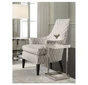 Dana Chair - Mitchell Gold + Bob Williams 28w x 34d x 40h  in herringbone