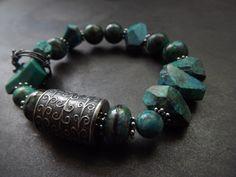 Anne Choi bead bracelet ruffled waves bracelet by mayababyjewelry