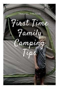 How to survive the great outdoors with your family and make some travel memories on a family camping trip. #camping Beginner Camping, Camping For Beginners, Camping Tips, Best Places To Travel, Travel Memories, Family Camping, Your Family, Travel With Kids, The Great Outdoors