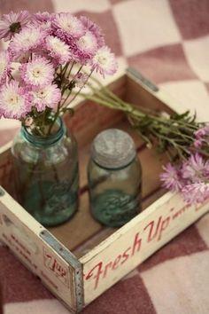 floral, flowers, ranunculus, real, polkadot, retro, Summer, vintage