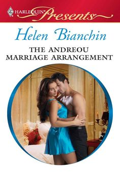 The Andreou Marriage Arrangement - Kindle edition by Helen Bianchin. Romance Kindle eBooks @ Amazon.com.