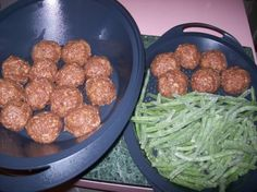 """Kuwait Cook's #Thermomix Meatballs Recipe. """"Go on, use the #Varoma"""" Have a great weekend.http://www.forumthermomix.com/index.php?topic=2576.0"""