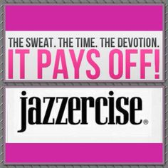 The Sweat. The Time. the Devotion. IT PAYS OFF!  Come visit Lakes Area Jazzercise in Walled Lake, MI and dance your way to a better body!  Feel free to call (248) 722-4095 or visit our website www.jazzercise.com to find out more information!
