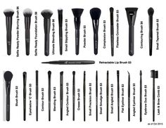 awesome ELF Brushes  i just bought the ultimate blending brush yesterday at walmart and OMG!! my foundation ...
