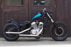 hellkustom: More pics here:http://www.hellkustom.com/2015/09/honda-steed-400-by-hole-of-wall.html Honda Steed 400