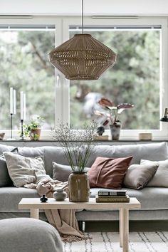 Living Room Wood Floor, Home Living Room, Living Room Decor, Scandi Living Room, Scandinavian Interior Design, Scandinavian Style, Home Decor Styles, Cheap Home Decor, Estilo Interior