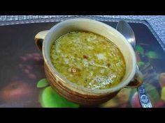 Drožďová polévka - YouTube Pudding, Desserts, Food, Youtube, Deserts, Custard Pudding, Puddings, Dessert, Meals