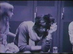 Keith Richards nodding out. Stills from Robert Frank documentary Cocksucker Blues 1972