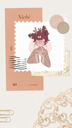 (Done with Nichi) Frame Template, Templates, Art Drawings, Collage, Bullet Journal, Story Ideas, Wallpapers, Design, Drawings