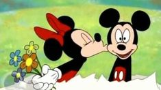 Mickey Mouse Pictures, Mickey Mouse Cartoon, Mickey Minnie Mouse, Disney Pictures, Mickey And Minnie Kissing, Mickey And Friends, Star Wars Characters, Disney Characters, Goof Troop