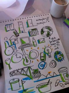 visual notetaking | Graphic recording services: visual notetaking | Sam Bradd