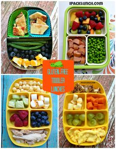 iPackLunch » Blog Archive » Gluten-Free Friday 3/8/13... A must read about a toddler off gluten at the 3 week mark...