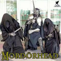 We are Mordörhead and we play Rock n Roll