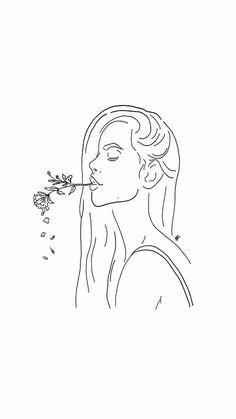 Minimalist art 846606429936834187 - The female tattoo- تتو زن The female tattoo - Source by Minimalist Drawing, Minimalist Art, Minimalist Bathroom, Art Sketches, Art Drawings, Aesthetic Art, Doodle Art, Cute Wallpapers, Female Art