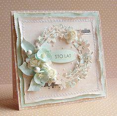 Catalena Wreath card (Dorota_mk)