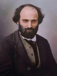 Co — Paul Cezanne Paul Cezanne, Photo Portrait, Portrait Photography, Famous Artists, Great Artists, Artist Art, Artist At Work, Cezanne Portraits, Camille Pissarro