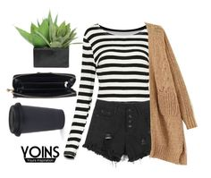 """""""#Yoins"""" by credentovideos ❤ liked on Polyvore featuring Lux-Art Silks, women's clothing, women, female, woman, misses, juniors and yoins"""