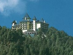 Wildflower Hall Mashobra - Shimla