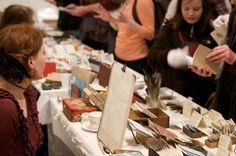 BABE 2013: Bristol Artists Book Event — Arnolfini. Photo: Carl Newland