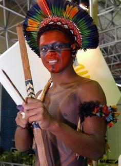 amazon indian, brazil