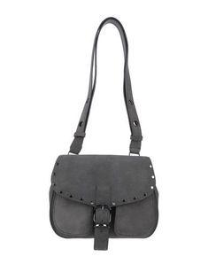 REBECCA MINKOFF Shoulder bag. #rebeccaminkoff #bags #shoulder bags #hand bags #suede Rebecca Minkoff, Soft Leather, Messenger Bag, Satchel, Grey, Mini, Hand Bags, Shoulder Bags, Handle