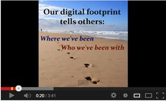 A Great Guide on Teaching Students about Digital Footprint ~ Educational Technology and Mobile Learning