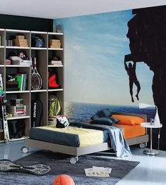 teen boys bedroom painting ideas | You can click on the gallery images below to load them full sized in a ... wall paper