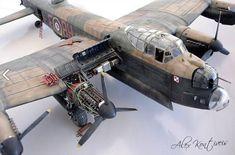 OP CHASTISE RAF 617 SQN DAMBUSTERS AVRO LANCASTER Thumper Mk II BOMBER #1#2#3