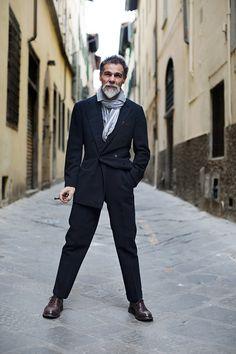 On the Street….Via dei Federighi, Florence