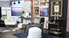 Budget-friendly Hollywood Décor | The Marilyn Denis Show